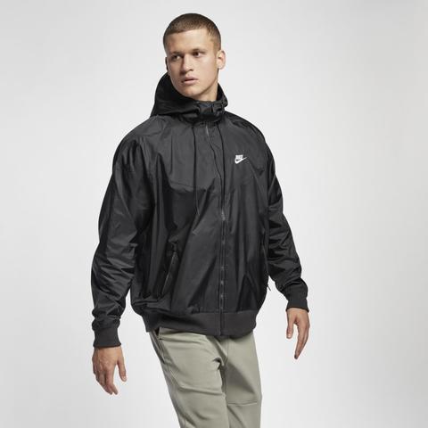 Nike Sportswear Windrunner Cortavientos Con Capucha - Negro de Nike en 21 Buttons