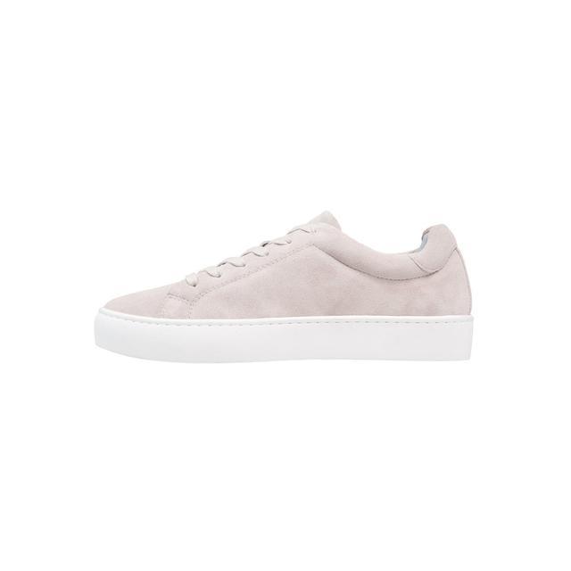 Vagabond Ash Buttons Sneakers Grey From Basse On Zoe Zalando 21 SzVUMp