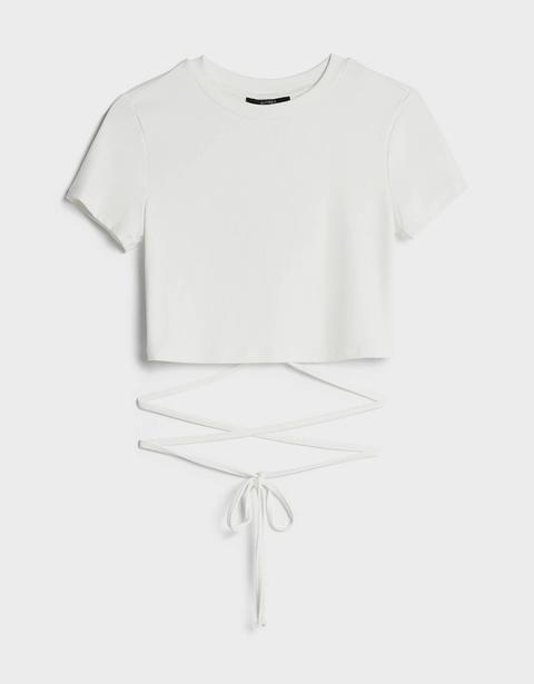 Camiseta Tiras