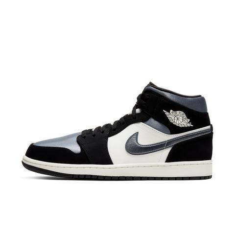 Air Jordan 1 Mid Se Zapatillas - Hombre - Negro de Nike en 21 Buttons