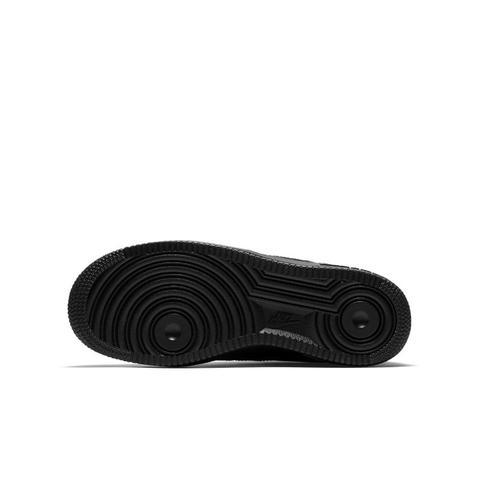 Scarpa Nike Air Force 1 - Ragazzi - Nero