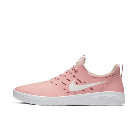 Scarpa Da Skateboard Nike Sb Nyjah Free - Rosa
