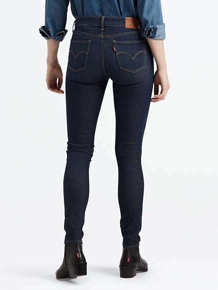 711™ Skinny Jeans Negro / High Roller