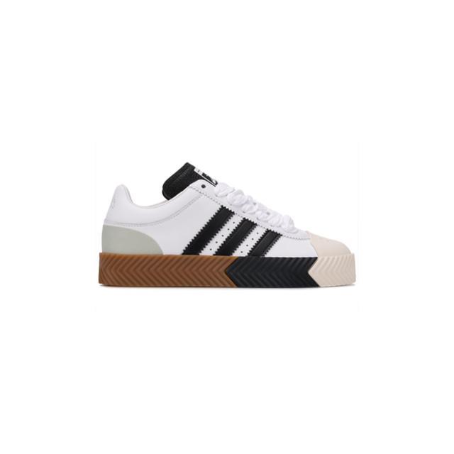 Decimal sílaba Lidiar con  Adidas Originals By Alexander Wang Zapatillas Skate Super - Blanco from  Farfetch on 21 Buttons