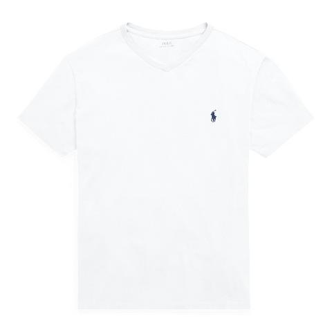 Camiseta De Algodón Classic Fit de Ralph Lauren en 21 Buttons