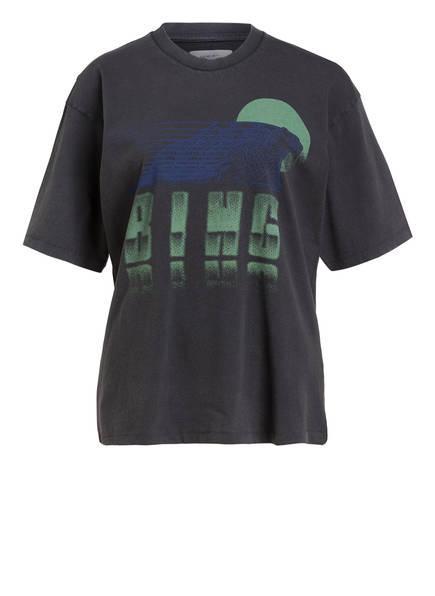 Anine Bing T-shirt Georgie Night Crawler Schwarz from Breuninger on 21 Buttons