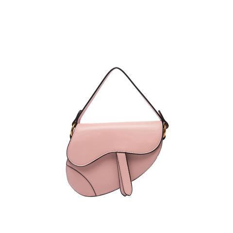 Munda It Saddle Handbag With Long Shoulder Strap - Small de Jessica Buurman en 21 Buttons