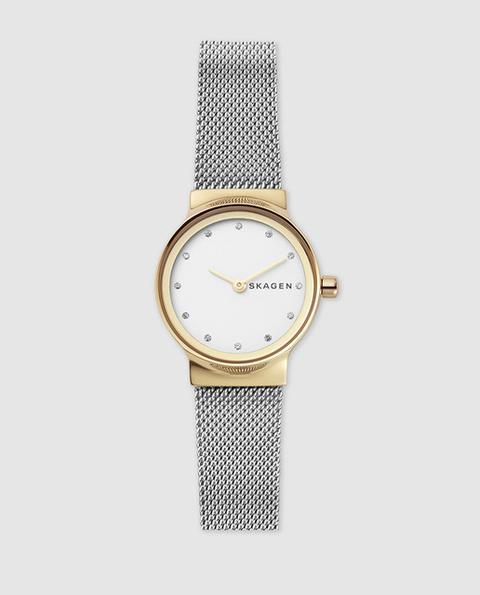 Skagen - Reloj De Mujer Freja Skw2666 De Acero de El Corte Ingles en 21 Buttons