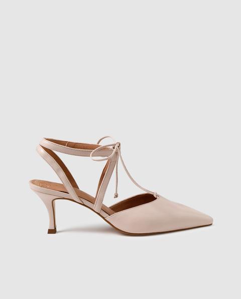 Pedro Miralles - Zapatos De Salón De Mujer De Piel En Color Rosa de El Corte Ingles en 21 Buttons