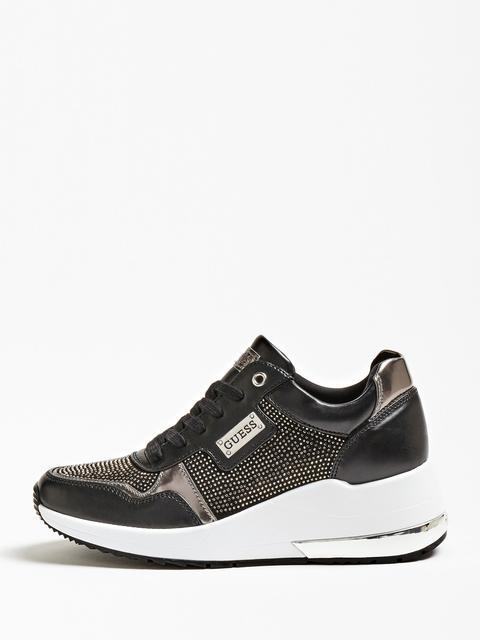 Sneaker Janeet Applicazione Borchie