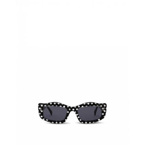 Gafas De Sol Con Lunares de Moschino en 21 Buttons