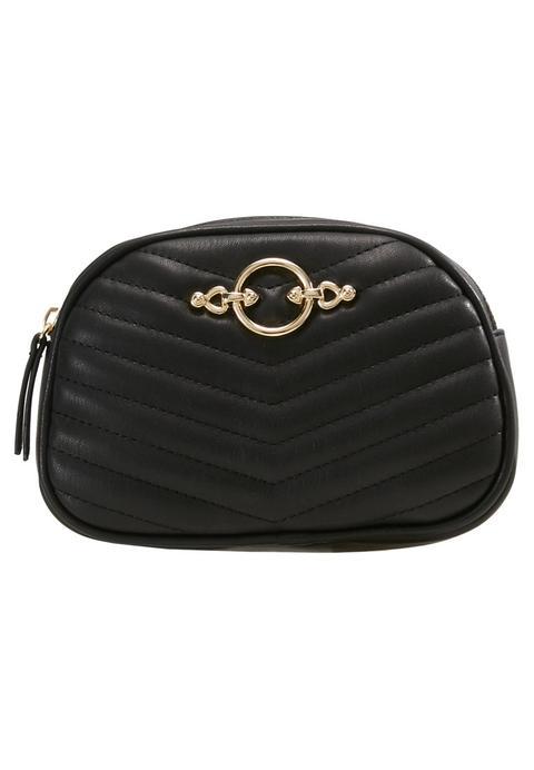 Topshop Queenie Quilted Belt Bag Riñonera Black de Zalando en 21 Buttons