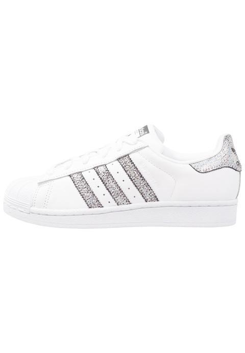adidas superstar white core black zalando