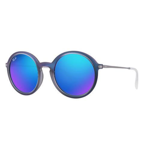 Rb4222 Unisex Sunglasses Lentes: Azul, Montura: Gunmetal de Ray-Ban en 21 Buttons