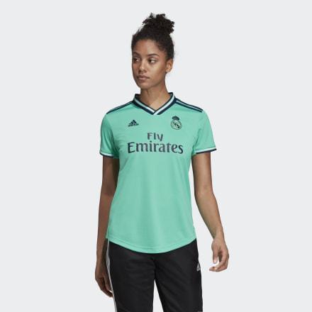 Camiseta Tercera Equipación Real Madrid de Adidas en 21 Buttons