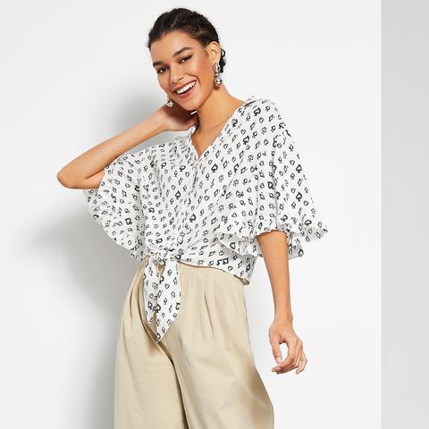 Vestido Estampado Flores from Genius Moda on 21 Buttons