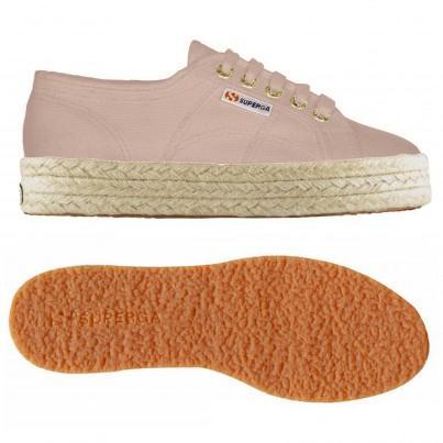 2730-cotropew, 16127, Lady Shoes S00cf20 G29 Rose Mahogany de Superga en 21 Buttons
