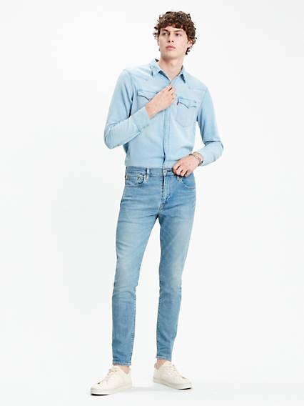 512™ Slim Taper Jeans Azul / Pelican Rust de Levi's en 21 Buttons