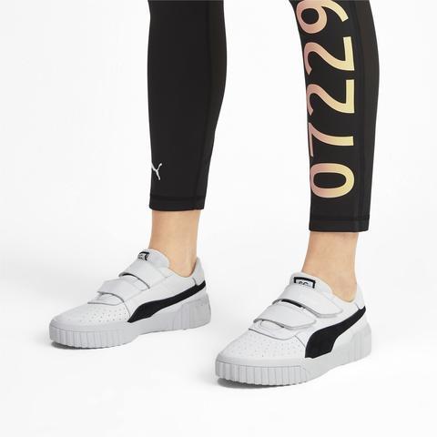 Puma X Selena Gomez Cali Damen Sneaker from Puma on 21 Buttons