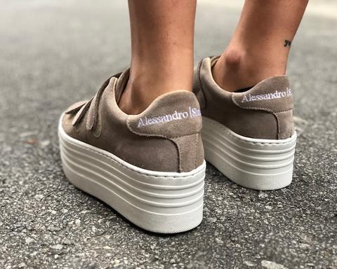 Sneaker 'niquel Amazonas'