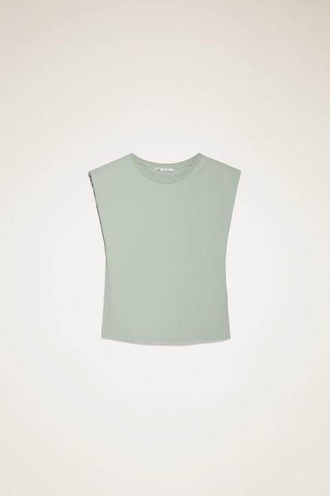 Camiseta Hombreras The Custom Color Collection