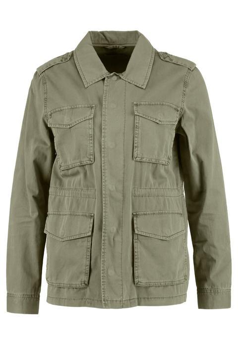 Vero Moda Vmflame Cargo Jacket Chaqueta Fina Ivy Green de Zalando en 21 Buttons