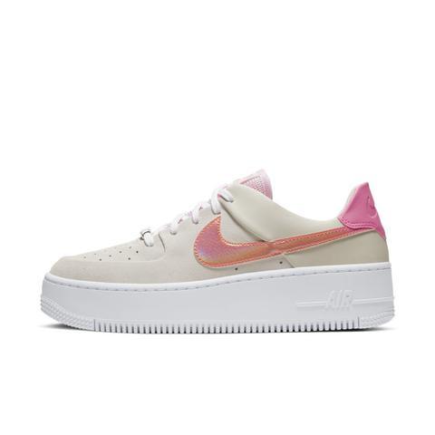 Nike Air Force 1 Sage Low Zapatillas - Mujer - Crema de Nike en 21 Buttons