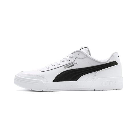 puma blanche et noir