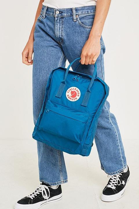 urzędnik najlepsza moda dobra jakość Fjallraven Kanken Glacier Green Backpack - Blue At Urban Outfitters from  Urban Outfitters on 21 Buttons
