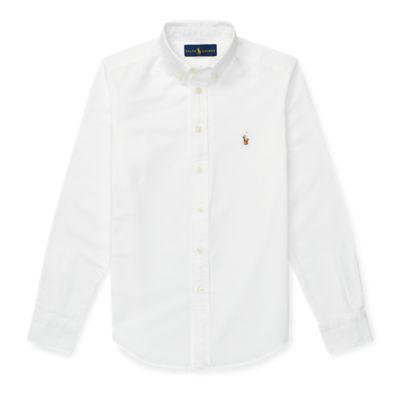 Camisa Oxford De Algodón Blake