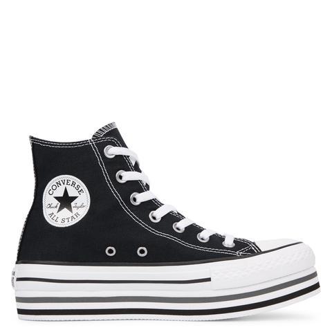 Chuck Taylor All Star Lift High Top de Converse en 21 Buttons