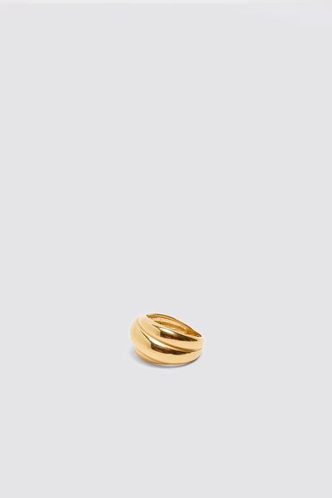 Ring I Verschlungener Optik Limited Edition