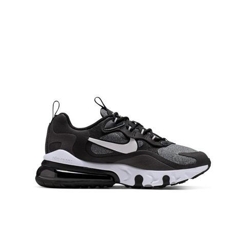 100% genuine reliable quality official site Chaussure Nike Air Max 270 React Pour Enfant Plus Âgé - Noir from ...