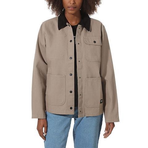 chaqueta vans mujer