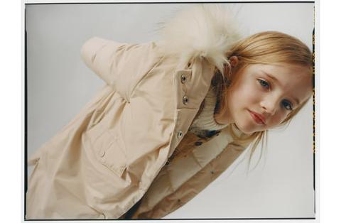 Parka Acolchada Puffy Repreve ® de Zara en 21 Buttons