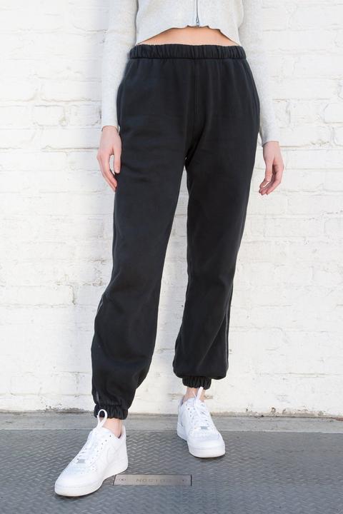 Rosa Stitching Sweatpants