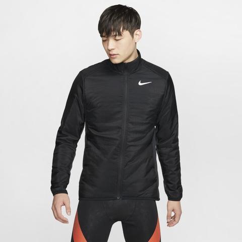 Nike Aerolayer Chaqueta De Running - Hombre - Negro de Nike en 21 Buttons