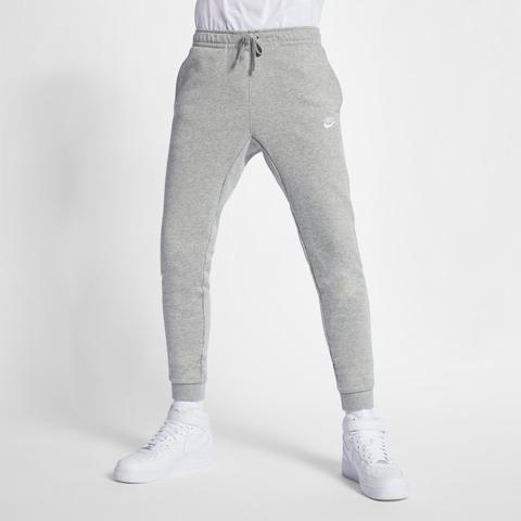 pantaloni nike uomo grigio