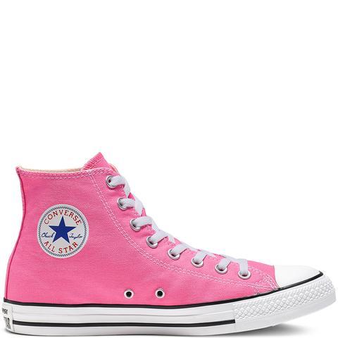 Converse Chuck Taylor All Star Classic Pink de Converse en 21 Buttons