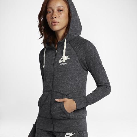 Nike Sportswear Tech Fleece Damen poncho Mit Durchgehendem