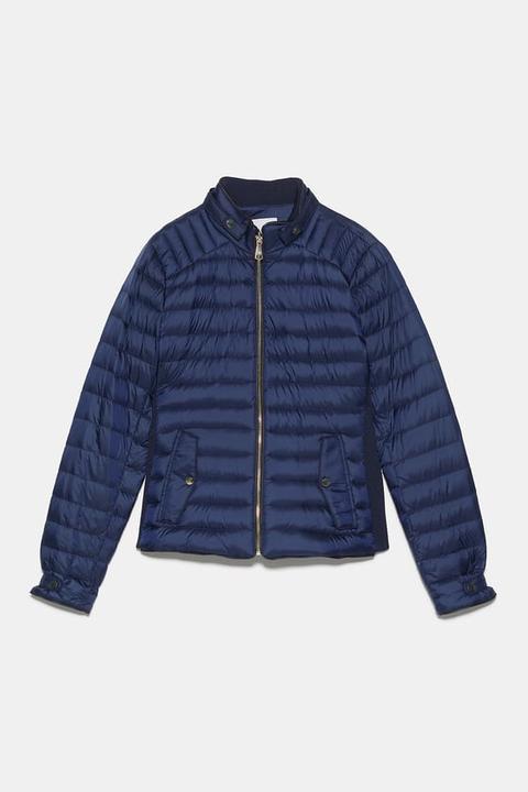 pretty nice 853e6 6876e Piumino Leggero from Zara on 21 Buttons