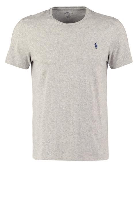 Camiseta Básica Zalando Polo From Lauren On Ralph Grey 21 Buttons kuwXZiOPTl