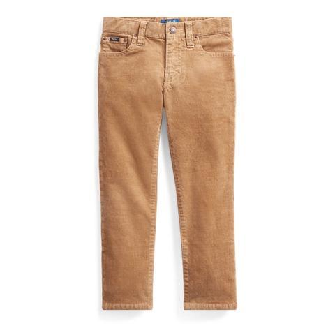 Pantalones Varick Skinny De Pana de Ralph Lauren en 21 Buttons