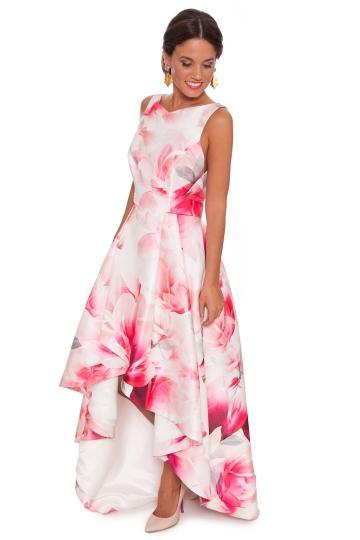 Vestido Roses de La Mas Mona en 21 Buttons