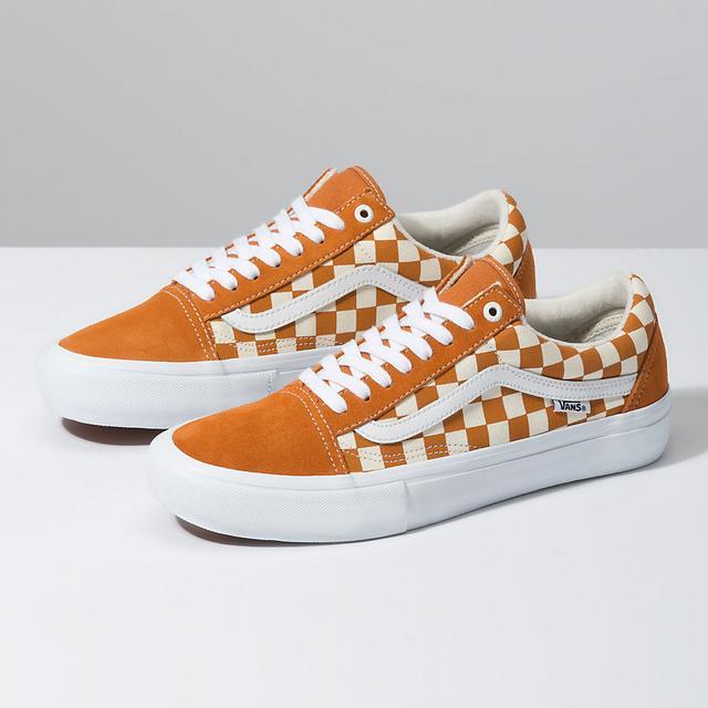 Checkerboard Old Skool Pro from Vans on