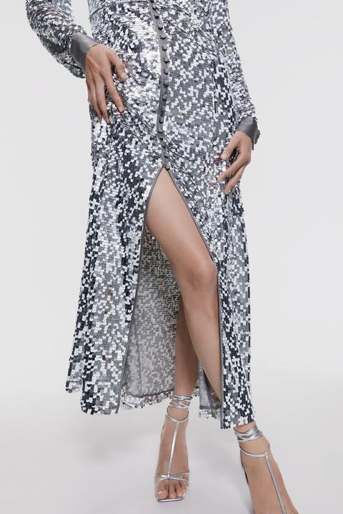 Vestido Lentejuelas