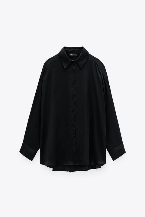Camisa Satinada