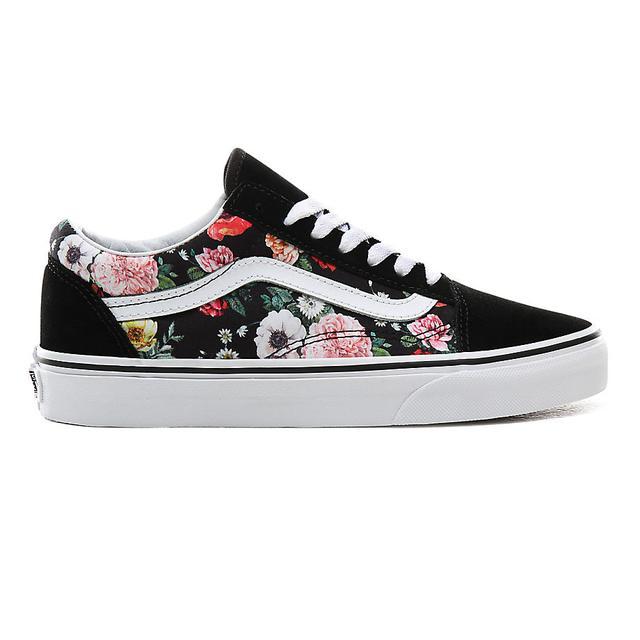 Vans Garden Floral Old Skool Shoes