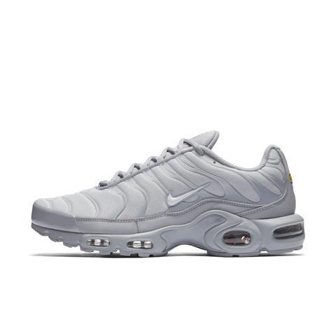 recibo Evaluación Inclinarse  Nike Air Max Plus Zapatillas - Hombre - Gris from Nike on 21 Buttons