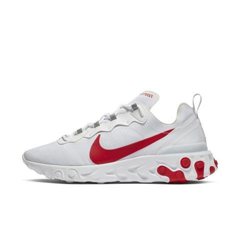 Nike React Element 55 Se Zapatillas Hombre Blanco de Nike en 21 Buttons